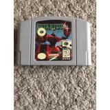 Juegos Nintendo 64 Starfox Original