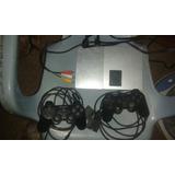 Ps2 Slim 2 Controles 1 Memory 50 Juegos