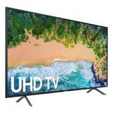 Tv Samsung 65 Smartv 4k Hdr Nu7100 Isdbt + Soporte + 2años G