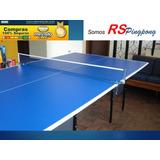 Mesas De Ping Pong  Reglamentarias ¡ Liquidación Junio !