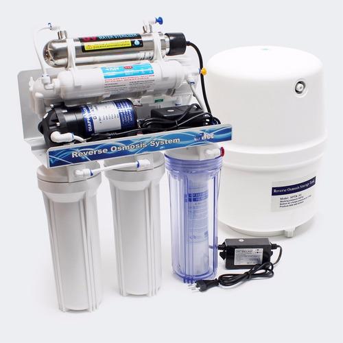Instalaci n de smosis inversa filtros purificador ozono - Filtros de osmosis ...