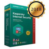 Kaspersky Internet Security 2017 1 Pc 2 Años 2018