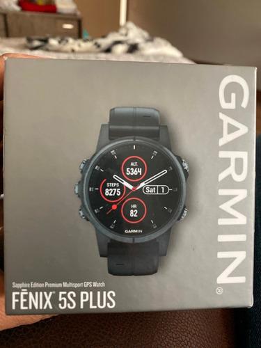 Garmin 5s Plus Multisport Smartwatch