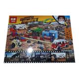 Lego Set De Construcción Battlegrounds