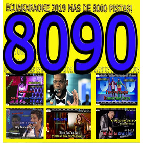 Ecuakaraoke 2019 Con 8000 Canciones Gratis 1 Mes De N3tflix