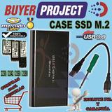 Case Enclosure Para Disco Duro Ssd M2 2230/2260/2280 Usb3.0