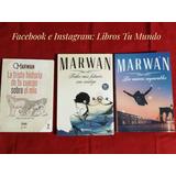 Los Amores Imparables Y Más Títulos Libros D Marwan 3 Libros