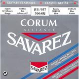 Cuerdas Savarez Guitarra Clasica Tension Forte 500