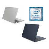 Laptop Lenovo Intel Core I7 8gb  256gb Disco Solido