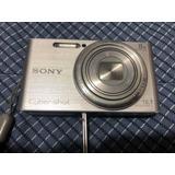 Cámara Sony 16.1 Mpx + Memoria 32gb + Estuche