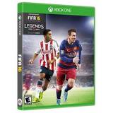 Fifa 16 Xbox One  Juego Físico- Nuevo Para  Xbox One