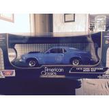 Carro De Colección, Ford Mustang, Nuevo, 1:18/ En Caja/ New