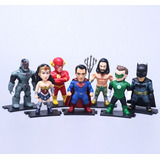 Kit Figuras De Accione Marvel Completo 7 Munecos 100% Origin