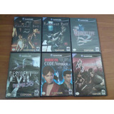 Colección Resident Evil Gamecube