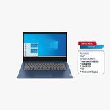Lenovo Ideapad 3 15iil 81we 15.6  Notebook, Intel I3, 8gb