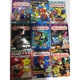 Revistas Club Nintendo Mario Zelda Starfox Banjo Donkey