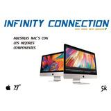 Apple Imac 27 Nueva 16gb  Core I7 4,2ghz 1tb  5k  Stock Iva