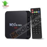 Convertidor Tv Box Android 7.1 Mxq Pro 4k 1gb/8g Inc Iva