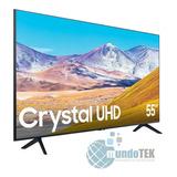 Tv Samsung 55tu8000 4k Cristal Uhd Garantia 2 Años Soporte