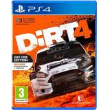 Dirt 4 Ps4 Playstation 4 Juego Físico Sellado