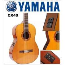 Guitarra Yamaha Cx-40 Electroacustica Inc Iva