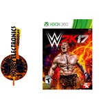 W2k17 Xbox 360 / Disco Fisico, Original / Sellado