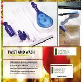 Rodillo Para Lavar Auto Hermos Twist And Wash Facil Y Rapido