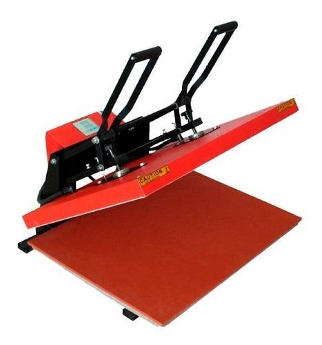 Plancha Sublimadora 60x100 Cm Manual Estampadora Garantia