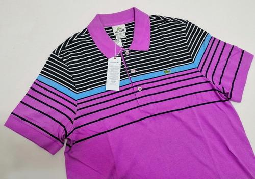 f0bc8bafb04f3 Camisetas Lacoste Tipo Polo Originales