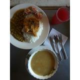 Almuerzo Completo