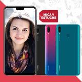Huawei Y9 2019 $270, P20 Lite $270, Psmart 2019 $240 Factura