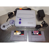 Super Nintendo Slim Junior Snes Nes