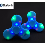 Spiner Spinner Con Bluetooth Luces Luz Juguete Parlante Nuev