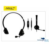 Diadema Headset Auricular Usb Call Center Jabra Ninja Entry