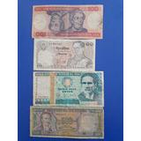 Coleccion 8 Billetes Varios Paises - Leer Descripcion