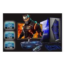 Computador Gamer Core I3, Core I5, Core I7