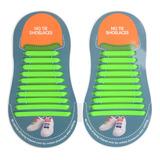 No Tie Shoelace - Cordones De Silicona