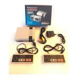 Consola Retro, Dos Mandos Y 620 Juegos De Nintendo Y Atari