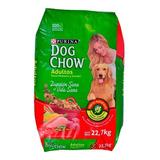 Dog Chow Adultos  Razas Medianas Y Grandes 22.7kg Original