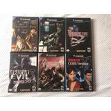 Colección Resident Evil Para Game Cube