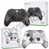 Control Xbox One Recon Tech Winter Forces Microsoft Original