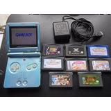 Gameboy Advance Sp Modelo 001