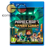 Minecraft Storymode Season 2 Ps4 Disco Físico Original Sella