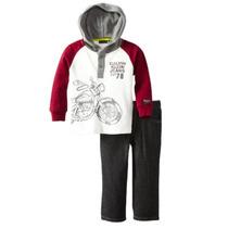 Conjunto Calvin Klein Jeans Para Niño Talla 7