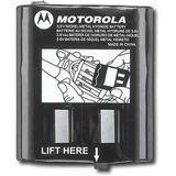 Bateria Recargable Radio Motorola 3.6v Nuevas Kebt-072 D