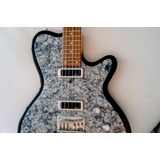 Guitarra Eléctrica Godin Radiator, Sonido Profesional
