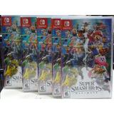Hoy!!! Super Smash Bros Ultimate Switch - Nuevos Y Sellados