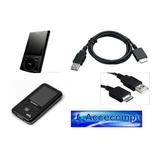 Cable Usb Datos Y Carga Para Walkman Sony Mp3 Mp4