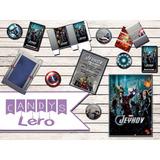 Kit Imprimible Avengers Los Vengadores Candy Bar Golosinas