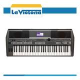 Sintetizador Digital Yamaha Psr-s670 5 Octavas